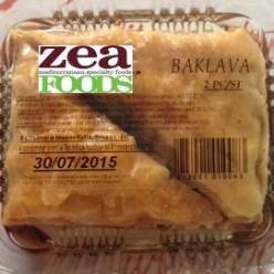 Baklava Retail 2 portions